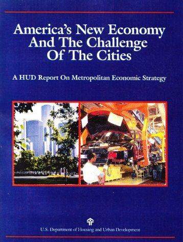 Portland Metropolitan Economic Strategy Report - Global Urban ...