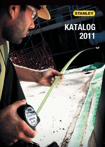 KATALOG 2011 - Stanley