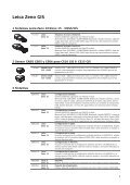 Leica Zeno GIS Lista de Suministros - Page 3