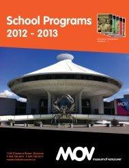 School Programs - Museum of Vancouver