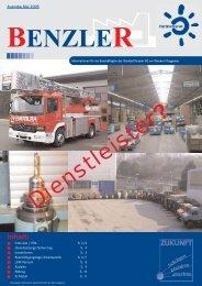 Benzler Mai 2005.qxd - IG Metall Gaggenau