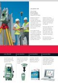 Leica TPS1200+ Series High performance Total Station - Page 3