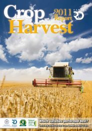 Which varieties performed best? - Grains Research & Development ...