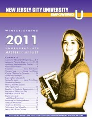 graduating seniors: read pages 17 for graduation - New Jersey City ...