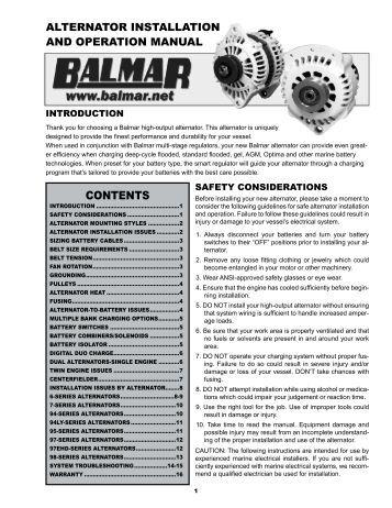 balmar 6 series addendum color l 36 fleet balmar