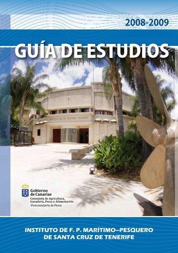 descargar guía de estudios 2008-2009 completa - Gobierno de ...