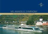 MS AMADEUS SYMPHONY - EuroWorld Holidays