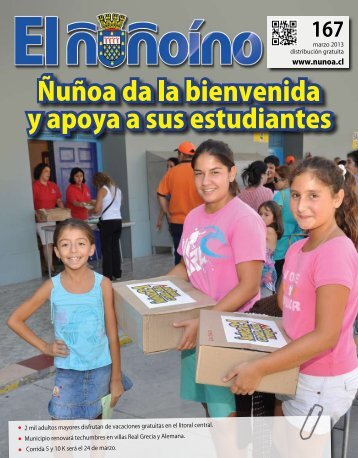 03. 2013 - Municipalidad de Ñuñoa