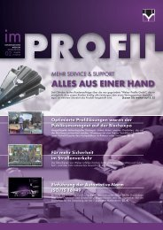 Informationsmedium - Welser Profile Austria GmbH