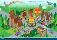 Annual report 2011/12 - One Housing Group