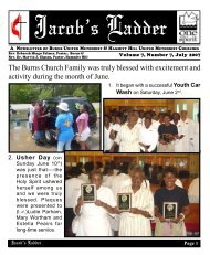 Newsletter to PDF Template.indd - Burns United Methodist Church ...