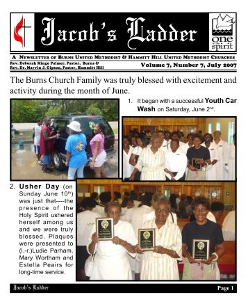 Newsletter to PDF Template.indd - Burns United Methodist Church ...