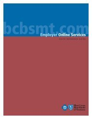 Employer Quick Reference Guide