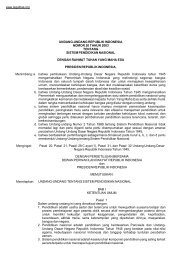 Tentang Sistem Pendidikan Nasional - Guru Indonesia