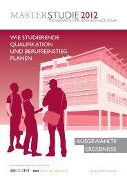 Download Auszug Studienergebnisse (PDF) - SWOP. Exchange