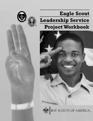 Eagle Scout Leadership Service Project Workbook - Troop 1139 ...