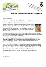 SVS Stadionheft_10_FC-Schoenau.pdf - beim SV Schopfheim!