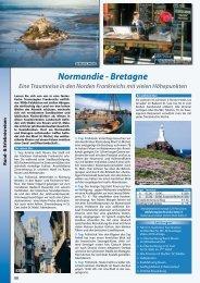 Normandie - Bretagne