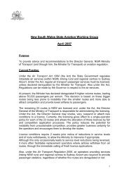 State Aviation Working Group advice 2007 (pdf 249KB)