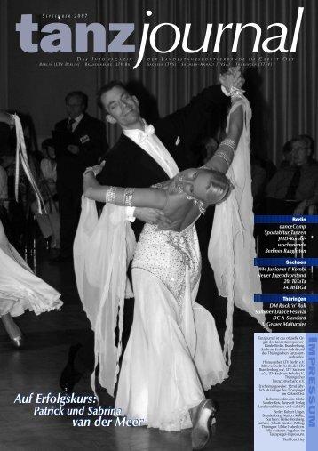 Auf Erfolgskurs - Deutscher Tanzsportverband eV