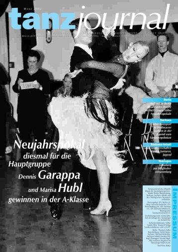 Neujahrspokal - Deutscher Tanzsportverband eV