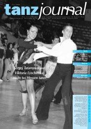 Berlin - Deutscher Tanzsportverband eV