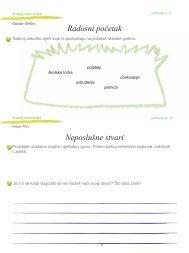 Vježbenica (pdf format) - Medioteka