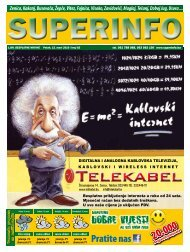 TElEkABEl - Superinfo