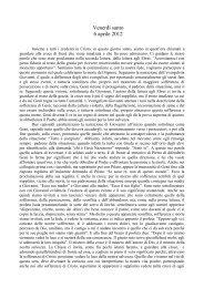Venerdì santo 6 aprile 2012 - Diocesi di Alessandria