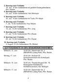 EVANGELISCHE KIRCHENGEMEINDE BERLIN-BUCH - Page 4