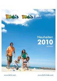 Neuheiten Erwachsene 2010