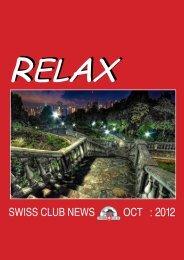 : 2012 - Swiss Club