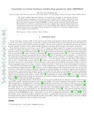 arXiv:0909.4927v3 [hep-ph] 8 Nov 2009