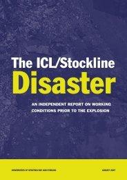 The ICL/Stockline Disaster - Hazards magazine
