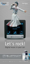 Let´s rock! - BlueTouch