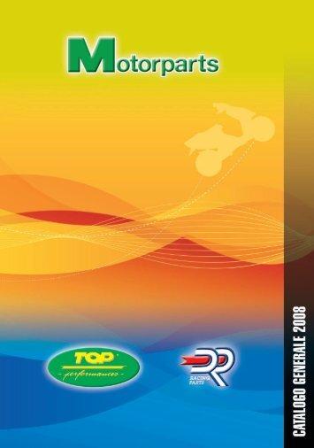 CATALOGO GENERALE 2008 MOTORPARTS - motorich