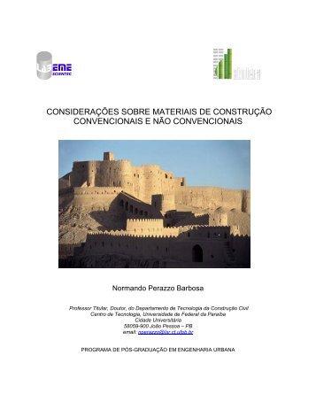 Blocos de Concreto de Terra: Uma Opção Interessante Para a ...