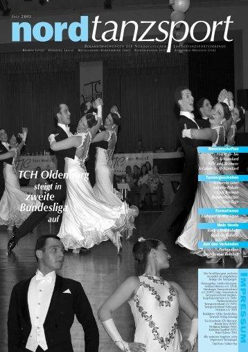 Turniergeschehen - Deutscher Tanzsportverband eV