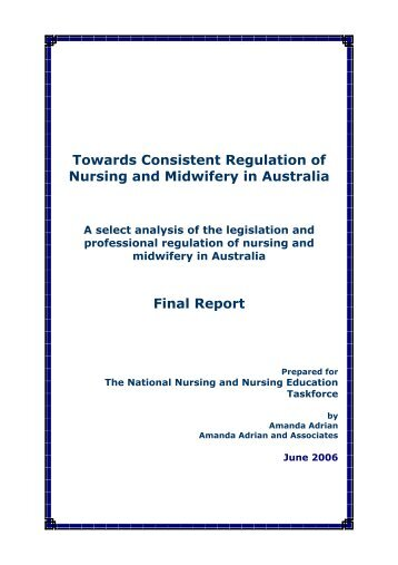 nrs 440v future of nursing recommendation The florida action coalition aims to provide leadership in advancing the nursing profession so that floridians can access safe, high quality health care.