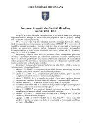 K bodu 6 - Návrh programového rozpočtu obce na rok 2012 (PDF)