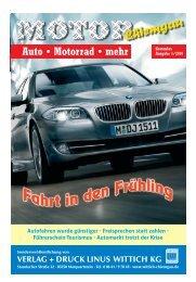 Auto • Motorrad • mehr Auto • Motorrad • mehr - Wittich Verlage KG