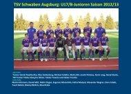 TSV Schwaben Augsburg - jfgwittelsbacherland.de