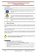 bly Instructions - Aros Hydraulik GmbH - Page 4