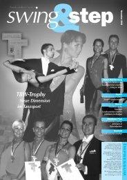 TBW-Trophy - Deutscher Tanzsportverband eV