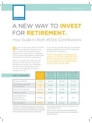 Deferred Compensation Plant Information - Lake County