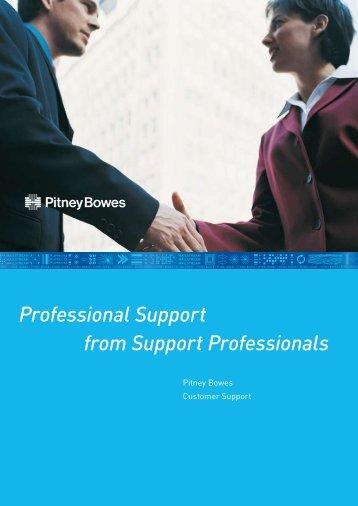 Service Brochure - Pitney Bowes