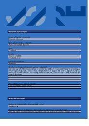 Generelle oplysninger Studie på Aarhus Universitet: Klassisk ...