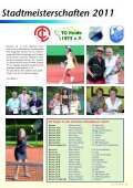 Tennis im Dreieck - TC Lohmar - Seite 5