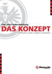 Ein Manifest zu Zielen, Aufgaben und Aktivitäten - Eintracht Frankfurt ...