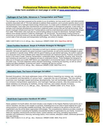 CRM Reference Books - Association of Energy Engineers